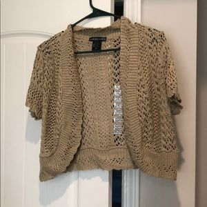 Women's Shrug Sweater